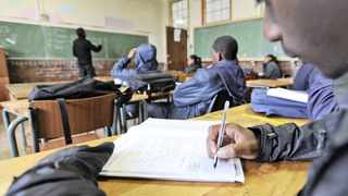 Grade 12 and grade 7 pupils are expected to return to school on June 1. Photo: Matthew Jordaan / ANA