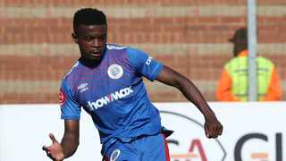 Supersport United chief executive Stan Matthews has urged Teboho Mokoena to step up now that captain Dean Furman has left the club. Photo: Gavin Barker/BackpagePix