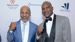 Evander Holyfield has been trying to set up a fight against Mike Tyson. Photo: @Complex/Twitter