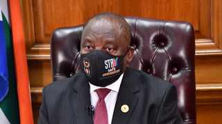 """Metropolitan areas with a high infection rate will be declared """"hotpots"""" and will see intensive public health interventions, President Cyril Ramaphosa said. Picture: GCIS"""