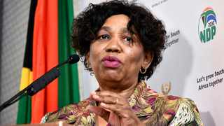 Basic Education Minister Angie Motshekga Picture: GCIS
