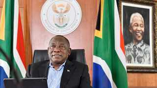South African President and current African Union chairperson Cyril Ramaphosa says moves are afoot to secure coronavirus (Covid-19) diagnostic supplies, including 30 million testing kits, 10 000 ventilators, and 80 million masks per month for the African continent from China. Photo: Elmond Jiyane/GCIS