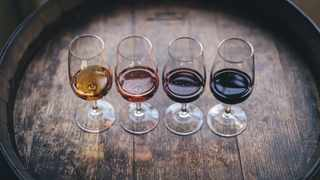 Wine: On the palate, what we're really looking for are balance, length and texture. PICTURE: Unsplash