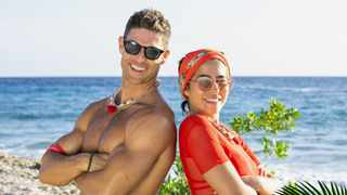 """Trevor Lagerway and Nadia Jaftha are the winners of SABC3's reality show, """"Tropika Island of Treasure Curaçao"""". Picture: Supplied"""