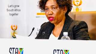 More than 95% of schools across the country are Covid-19 compliant and are ready to open for teaching and learning on Monday, Basic Education Minister Angie Motshekga said on Sunday. Picture: GCIS