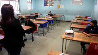 The debate continues to rage on in South African society, about the return of pupils to school.  Picture: Brendan Magaar/African News Agency (ANA)