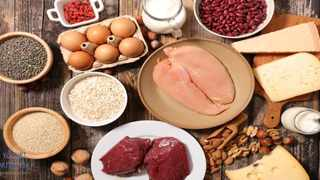 How eating the right protein-rich foods post-workout can help your body and muscles recover. Picture: Supplied
