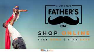 We've found a few unique gifts for your dad, grandpa, or any father-like figure in your life. Pic: Supplied by Loot.co.za