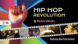 "Weaam Williams documentary ""Hip Hop Revolution"" will be screened for free on Tuesday as part of IOL's Youth Day mini film festival."