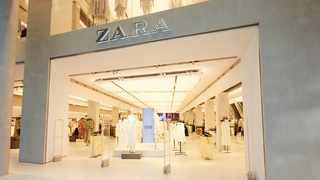 Zara is planning on closing over 1000 stores. Picture: Supplied.