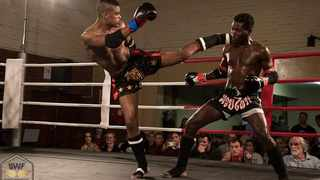Qaasim Coetzee has an exciting future lined up as his professional Mixed Martial Arts career is set to kick into gear. Picture: Supplied