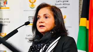 National Director of Public Prosecution Advocate Shamila Batohi has called the looting of the VBS Bank the 'the biggest bank heist in the country's history.' Picture: Siyabulela Duda