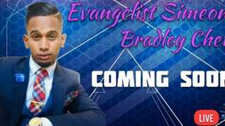 """Durban evangelist Simeon Bradley Chetty, of Revival Ministries, said his father was Telugu and his mother Tamil, that they had worshipped idols and """"other gods"""", and that the name of Jesus was above every other name. He said his parents had converted to Christianity. Picture: Facebook."""