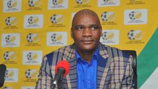 Bafana Bafana coach Molefi Ntseki says it is unlikely international football will resume in Africa any time this year because of border restrictions, travelling and quarantine protocols as well as varying Covid-19 situations in various countries. Photo: Sydney Mahlangu/BackpagePix