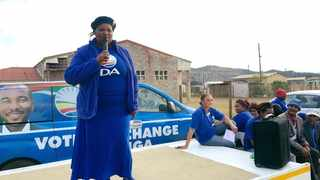 DA MP Tandi Mpambo-Sibhukwana. Picture: Facebook