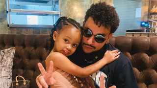 Kairo Forbes and AKA. Picture: Twitter