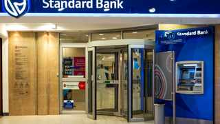 Standard Bank. Photo: Dylan Jacobs/African News Agency(ANA)
