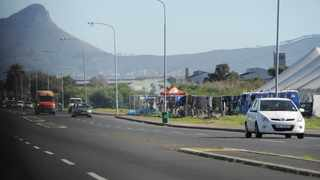 Goodwood Ratepayers' Association chairperson Faizel Petersen said complaints that incidents of stone-throwing existed before the refugees were relocated there. Photographer: Armand Hough/African News Agency(ANA)
