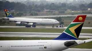 The final bid to restructure the struggling national carrier SAA entered into deeper turbulence on Friday after the government accused the pilots of greed and rejected their demands. File picture: Rogan Ward/Reuters
