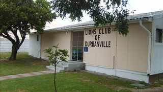 The Lions Club building in Durbanville is expected to be converted into a shelter for the homeless. Picture: Supplied