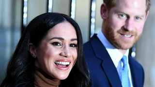 Duchess Meghan and Prince Harry. Picture: Bang Showbiz