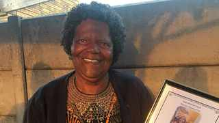 Nomalungelo Mildred Peter who tested positive for Covid-19 has now been given the all-clear. Picture: Supplied.