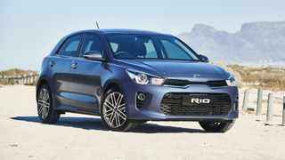The Kia Rio was the second most popular South Korean car in July. With 635 sales, it was narrowly beaten by its Picanto sibling.