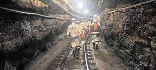 CSIR has created new technology to improve mining safety.  File Image:IOL