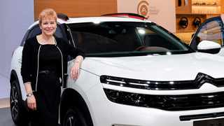 Linda Jackson is the first woman - and the first Brit - to be appointed boss of a French motor firm.