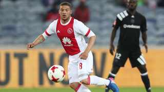 Grant Margeman could be just the boost Ajax Cape Town need as they look to get a second league win. Photo: Gavin Barker/BackpagePix
