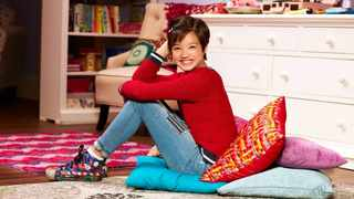 Andi Mack, a popular tween show, has been canned by the Disney Channel over a gay storyline. Picture: Supplied/Disney Channel