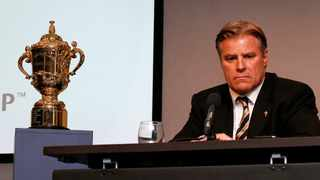 World Rugby chief executive, Brett Gosper. Photo: Reuters / Paul Childs