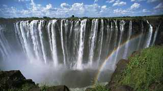 Zambia boasts Victoria Falls, the largest waterfall in the world. Picture: Zest-pk