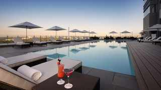 Radisson Blu Hotel Sandton scooped one of the awards. Picture: Supplied.