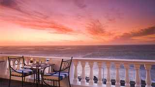 Leopard Bar at the 12 Apostles Hotel. Picture: 12 Apostles Hotel.