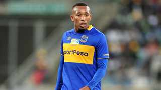 Lehlohonolo Majoro will be joining Wits after he was released by Cape Town City. Photo: BackpagePix