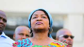 ANC stalwart Baleka Mbete has been criticised for her interview with Al Jazeera's Head to Head host Mehdi Hasan. Picture: Sumaya Hisham/Reuters