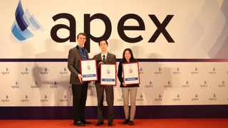 The latest set of awards were presented to the airline during a ceremony at APEX Asia