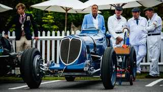 In 1934 Whitney Straight's Maserati 8CM was finished in plain black, but after Straight's retirement from racing the car passed to Harry Rose and, in 1936, to Prince Birabongse of Siam, who painted it Siamese blue, as it is today. Picture: supplied