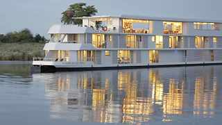 The luxurious Zambezi Queen has been nominated as Africa's Leading River Cruise Company