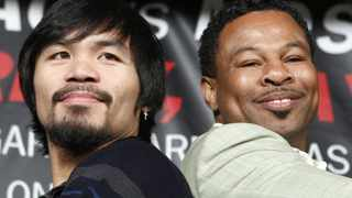 While theyre known for their aggressive styles, Manny Pacquiao and Shane Mosley have a mutual respect for each other.
