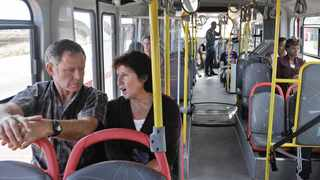 Mayor Patricia De Lille has announced that the City of Cape Town is planning several MyCiti bus services between Mitchells Plain, Khayelitsha and the city centre. Photo: Matthew Jordaan