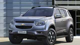 This is the production version of the Trailblazer, which is set to arrive in South Africa before the end of the year.