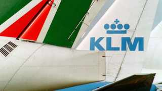 The world's oldest airline KLM turned 99 and in South Africa celebrates the 80th anniversary of the introduction of its route to South Africa. Photo: Reuters