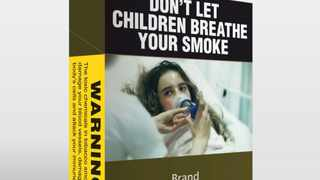 The planned use of graphic images on cigarette packs to show the effects of tobacco should be extended to alcohol products as it is more cancerous than tobacco, says the SA Dental Association.