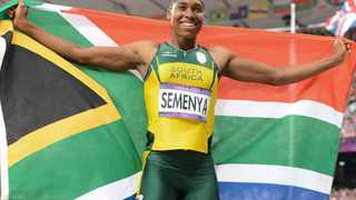 Sports Minister Fikile Mbalula dismissed talk that silver Olympic medallist Caster Semenya held back on gold to avoid further  controversy.