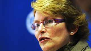 Cape Town 120722- Premier Helen Zille  present Western Cape Government response to Auditor General's MFMA report.Picture Cindy waxa.Reporter Bronwyne/Argus