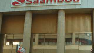 Saambou Bank in Pretoria. File photo: Independent Newspapers