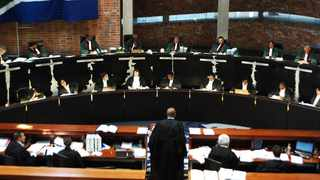 The Constitutional Court. File picture: Tiro Ramatlhatse