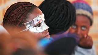 cape town- 130829. The Deputy Minister of Police, Makhotso Maggie Sotyu, led an intersectoral programme with gays and lesbians and sex workers at the Gugulethu Comprehensive Secondary School Hall. reporter: Nonthando. Pic : jason boud